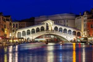 Flitterwochen in Venedig verbringen