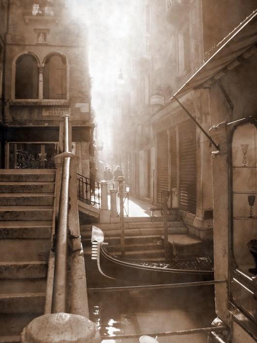 Venedig Flitterwochen verbringen