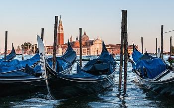 Weihnachten und Silvester in Venedig